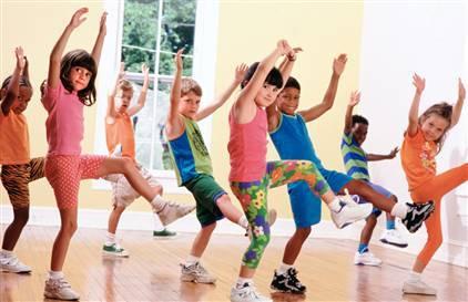 Children Exercise